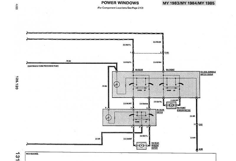 window switch wiring diagram - Page 2 - Mercedes-Benz Forum