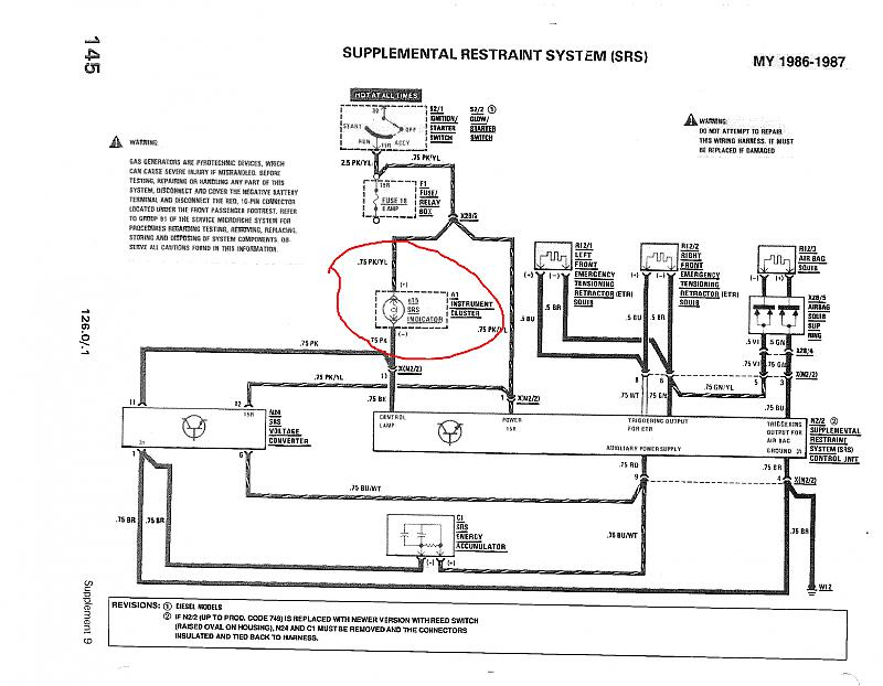 wiring diagram for g
