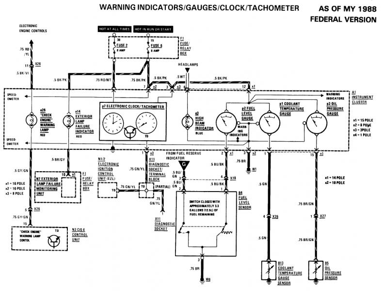 1986 Mercedes Benz 560 Engine Diagram Online Wiring Diagram