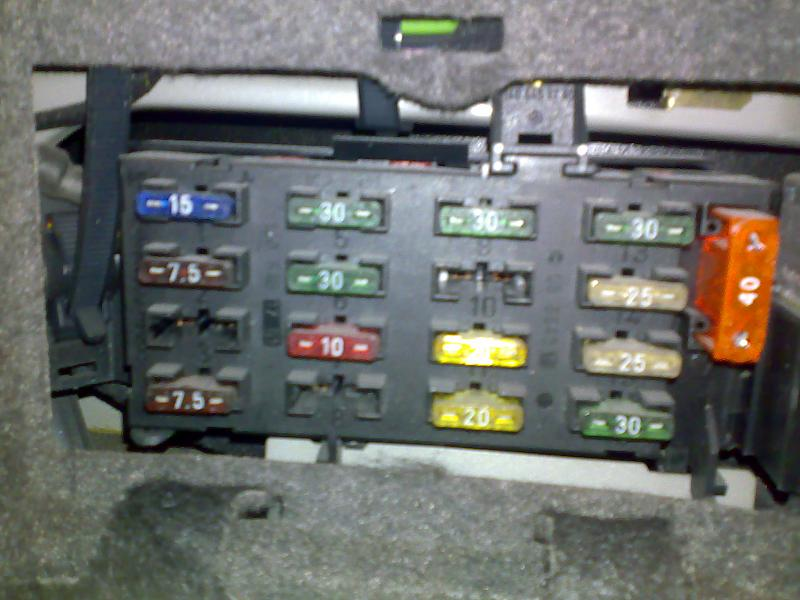 mercedes benz w140 fuse box