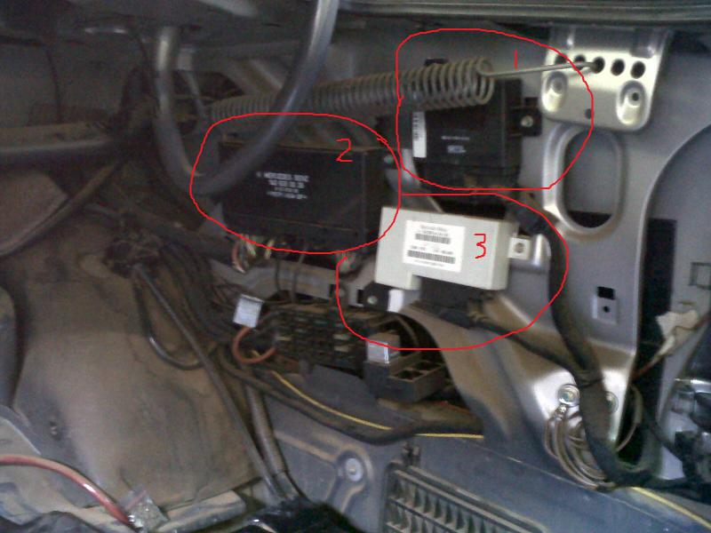 For Central Air Fuse Box What Are These Quot Modules Quot In My Trunk For Pics
