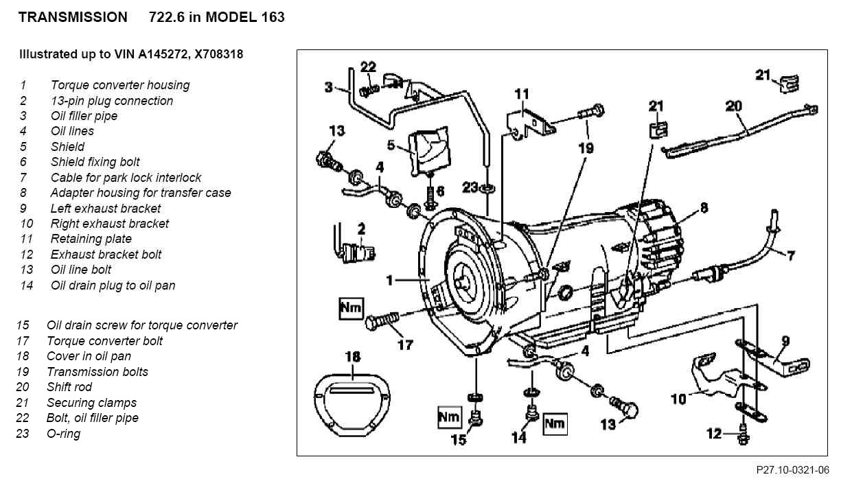 automatic transmission wiring diagram