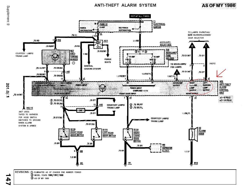 scorpion car alarm wiring diagram