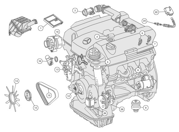 1996 Mercedes E320 Wiring Diagram Online Wiring Diagram