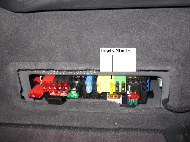 Mercedes S500 Fuse Box Wiring Diagram