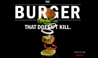 veggie burger macro