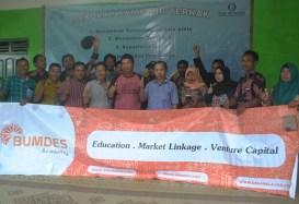 Kembali, Lima Desa Mengikuti Pelatihan BUMDes Academy
