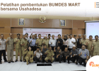 Lima Desa di kab. Lombok Utara dirikan DesaMart bersama Usahadesa
