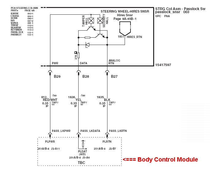 Chevy Silverado Passlock Wiring Diagram Online Wiring Diagram