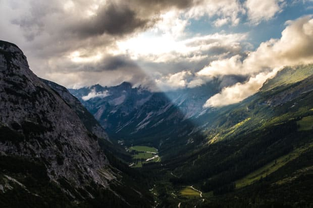 Bergfotos Tipps Karwendelhaus