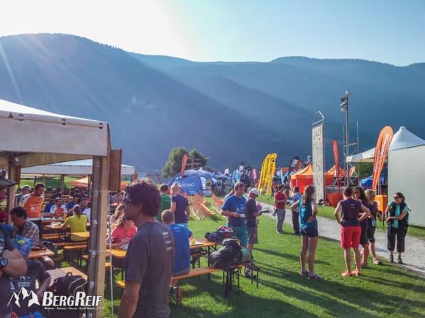 Sportscheck outdoor testival 2015 Molvenosee