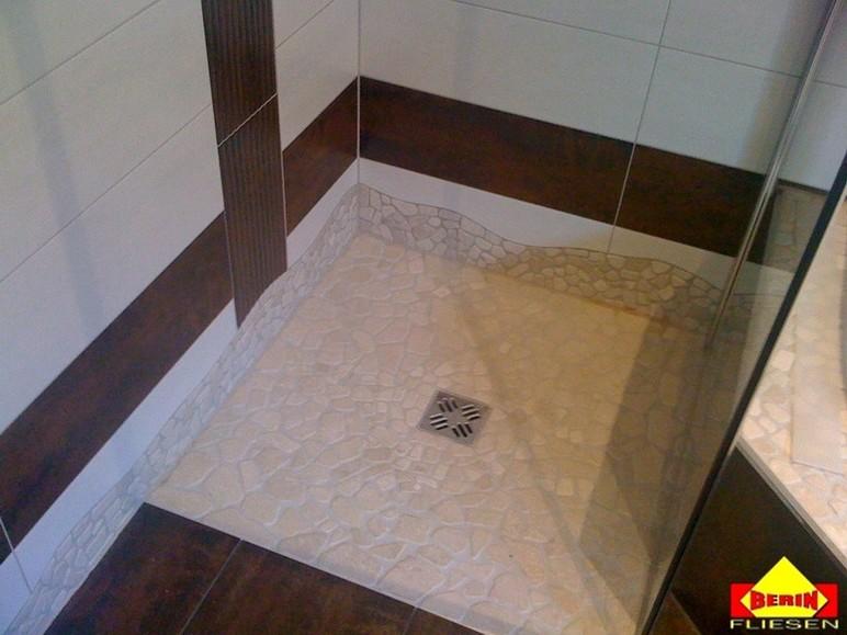 Dusche Isolieren - Abdichten Dusche Fliesen - dusche fliesen