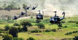 Militer Filipina Memborbardir Kelompok Abu Sayyaf