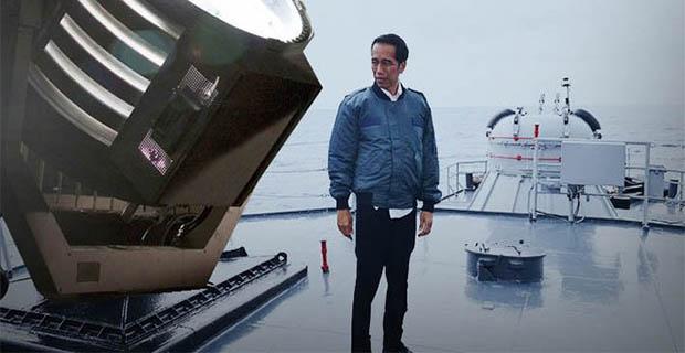 Teguran Presiden Jokowi Menggunakan Tindakan Simbol