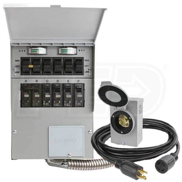 50 Amp Transfer Switch Wiring Diagram - Wwwcaseistore \u2022