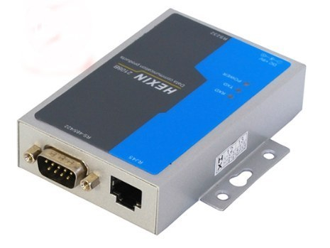 hexin hxsp 2108b active 232 to 485 converter with lan 500x500 Hexin Converter RS232 RS485/RS422 Model HXSP 2108B