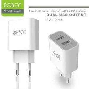 Head Charger Robot 2 Port 2 A