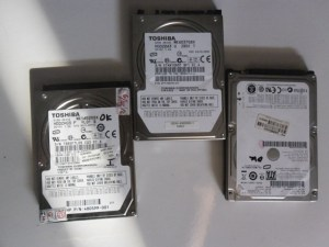 Hardisk Laptop 160Gb Bekas Normal