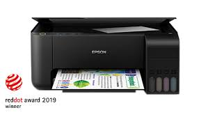 Printer Epson L3110 Printer Epson All in one L3110