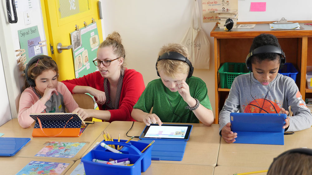 Technology In The Classroom - The Berkeley Carroll School