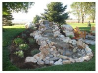 Waterfall Pond Filter Systems, Waterfall, Free Engine ...
