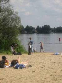 Nieder Neuendorfer Strand [Badesee / Schwimmbad/-halle]
