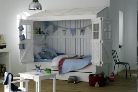 Aussergewöhnliche Kinderbetten
