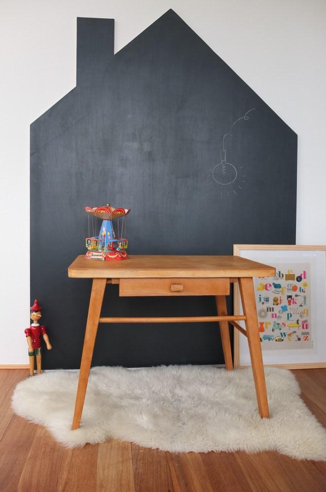 Tafelfarbe im Kinderzimmer: Die schönsten Ideen und Inspirationen.