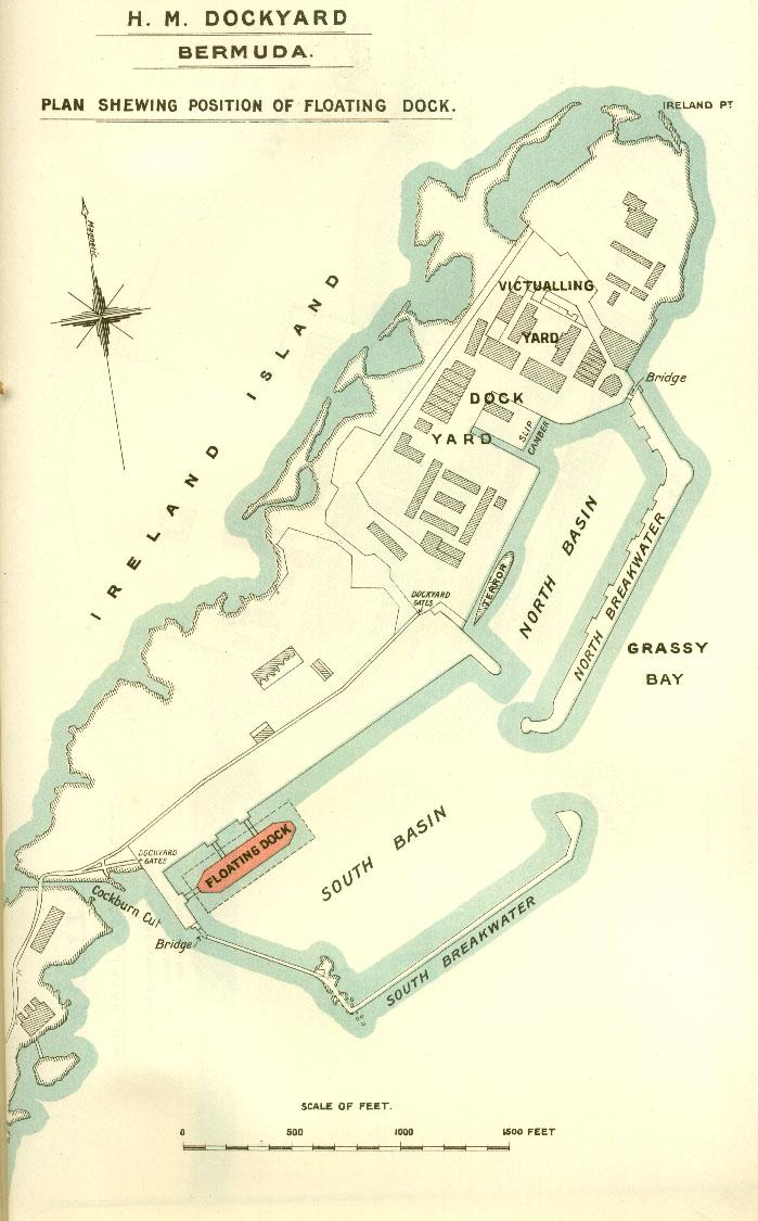 Bermuda\u0027s History 1900 to 1939 pre-war