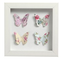 15 Best Collection of 3D Butterfly Framed Wall Art
