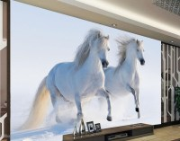 15 Best Collection of 3D Horse Wall Art