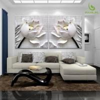15 Inspirations of Illusion Wall Art