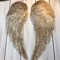 Angel Wings Wall Decor - letsridenow.com