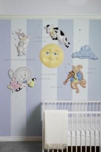 2018 Latest Baby Nursery 3D Wall Art