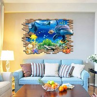 15 Collection of Fish 3D Wall Art