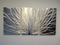 15 Best Collection of Abstract Metal Wall Art Panels