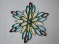 15 Ideas of Brown And Turquoise Wall Art