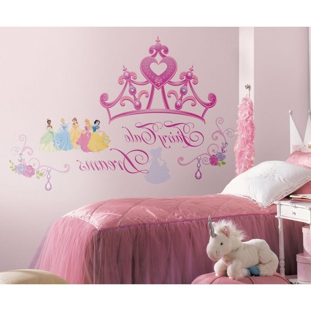 15 Best Collection of Disney Princess Wall Art