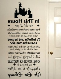 15 Best Collection of Diy Canvas Wall Art Quotes