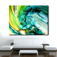 15 Photos Fused Glass Wall Artwork