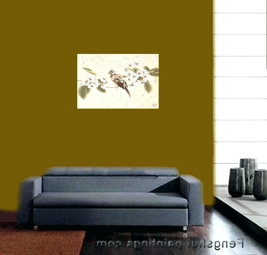 Attractive Oriental Fans Wall Decor Adornment - Wall Art Decoration ...