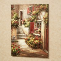 15 Collection of Italian Style Metal Wall Art