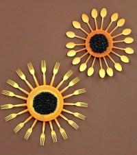 Sunflower Wall Art - ideasplataforma.com