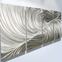 2018 Best of Abstract Aluminium Wall Art