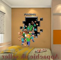 Top 15 of Minecraft 3D Wall Art