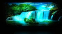 15 Best Moving Waterfall Wall Art