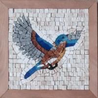 Mosaic Tile Wall Art Kits - Tile Designs