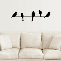2018 Latest Target Bird Wall Decor