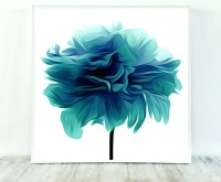 15 Inspirations of Teal And Green Wall Art