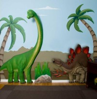 15 The Best Dinosaur Wall Art For Kids